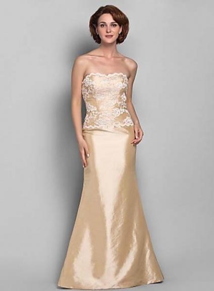 Cheap Trumpet Wedding Dress