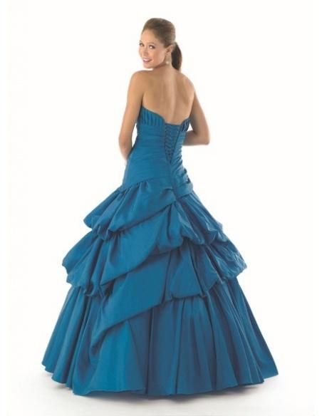 MILANA - Quinceanera dresses A-line Taffeta Strapless Occasion dress