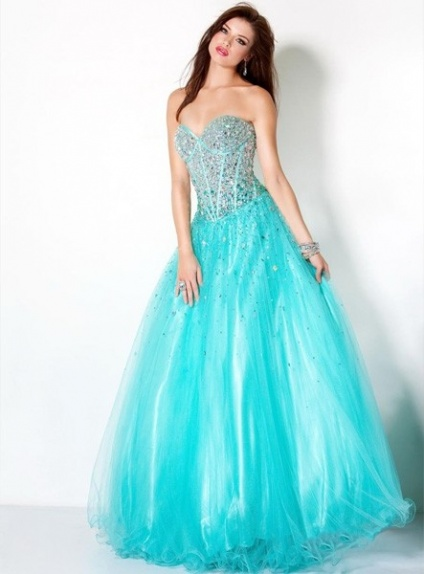 MAIA - Quinceanera dresses A-line Tulle Sweetheart Occasion dress