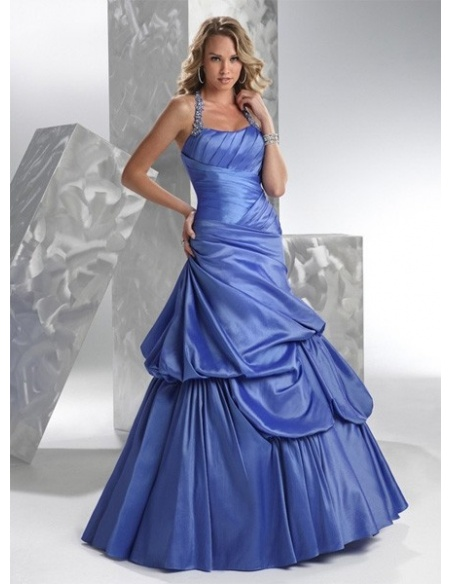 NANA - Quinceanera dresses A-line Taffeta Strapless Occasion dress