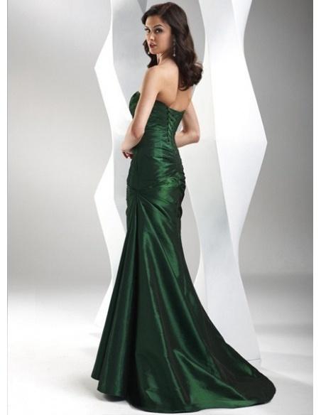 GRETA - Evening dresses Trumpet/Mermaid Taffeta Sweetheart Occasion dress