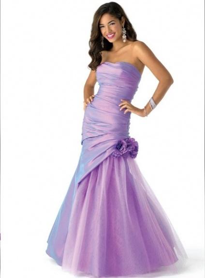 EVELINA - Evening dresses Trumpet/Mermaid Strapless Occasion dress