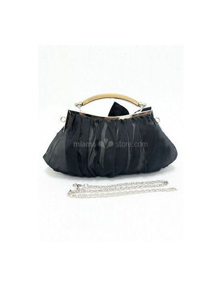 Black Stain Special Occasion Handbags/Clutches