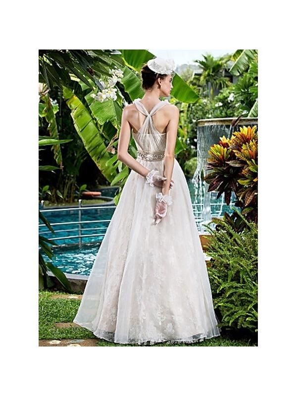 sweetheart a line wedding dress  eBay