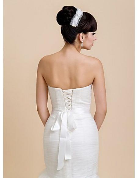 Stian Crystal Wedding sash