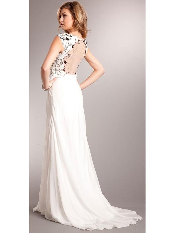 Matrimonio Stile Impero Romano : Vestito da sposa economico stile impero in chiffon scollo