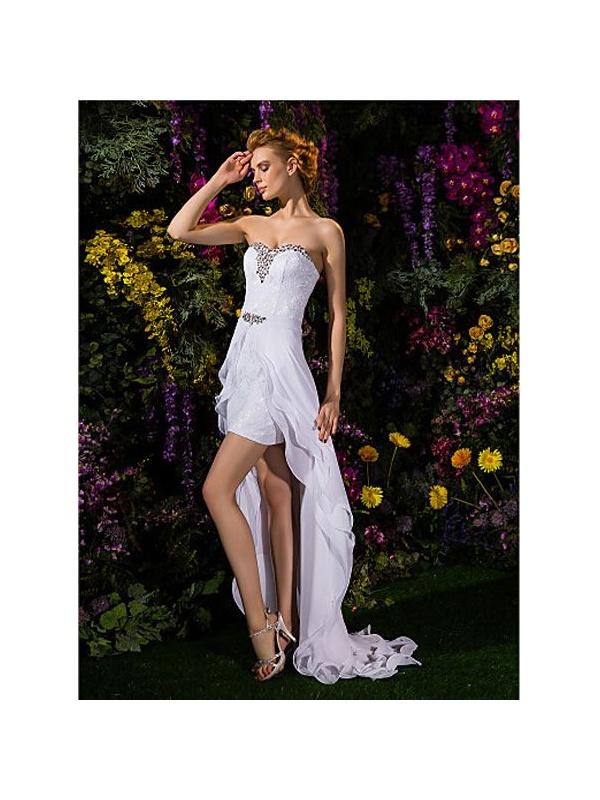 Vestito Sposa foto da Abiti corti Da cerimonia Nero nanopress Corto  CC6Zwxf4qr 2d786903944