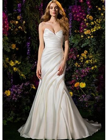 Abiti da sposa semplici a sirena  Blog su abiti da sposa Italia