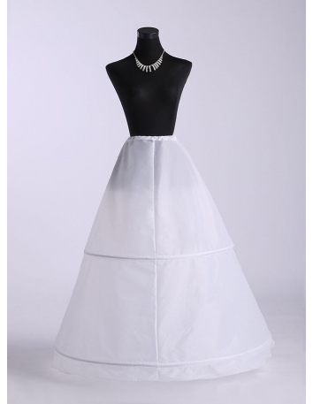 Taffeta A-Line slip Ball gown slip Full gown slip Wedding petticoat