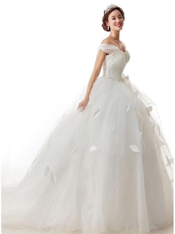Abiti da sposa con maniche a palloncino  Blog su abiti da sposa ...