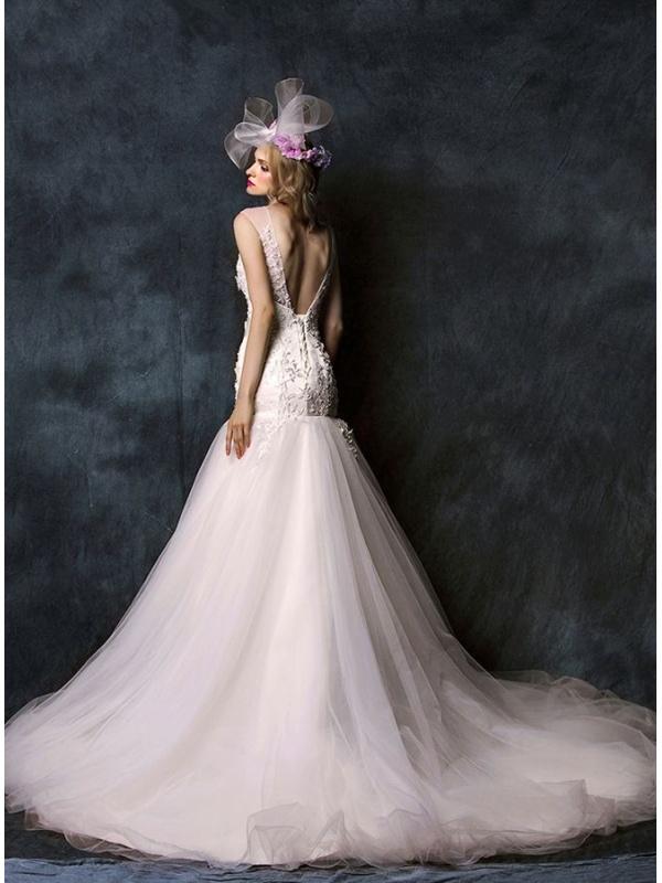 Abiti da sposa sirena tulle  Blog su abiti da sposa Italia