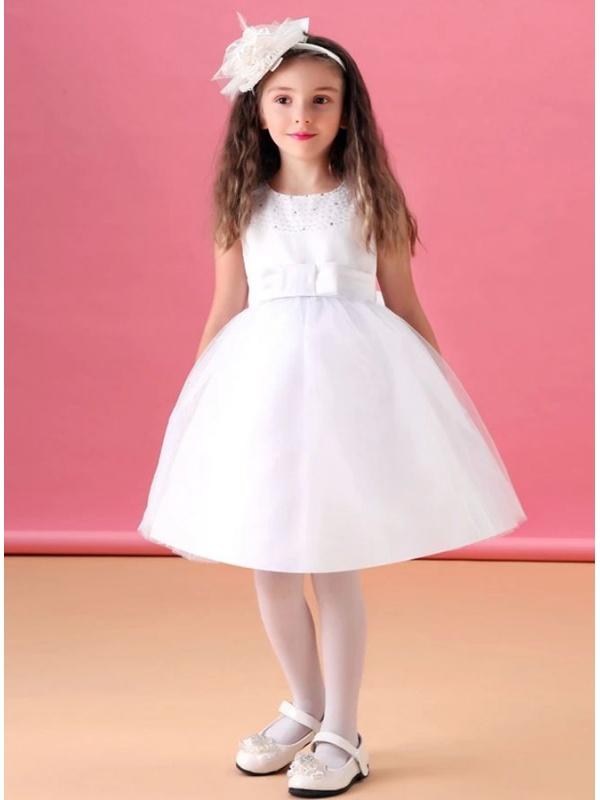 e396bbab9df5 Abito Elegante Per Bambina » Abito da cerimonia economico semplice ...
