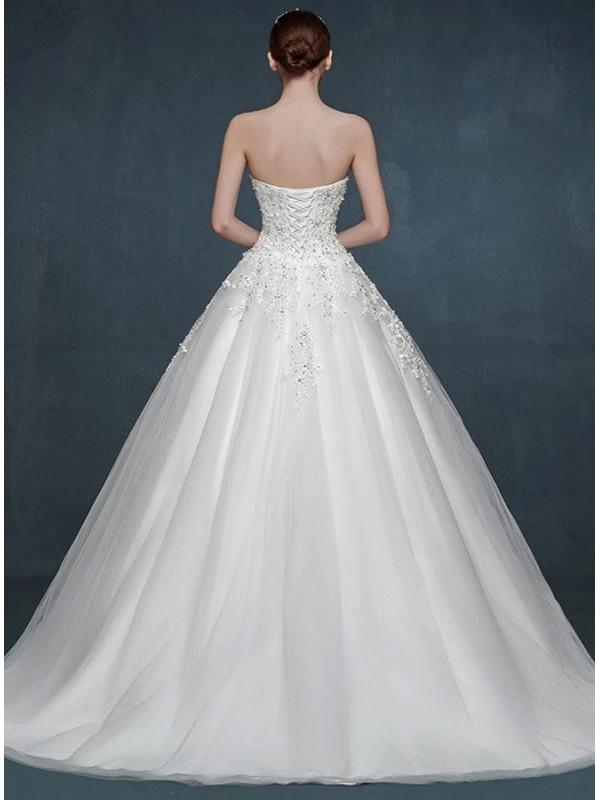 Chiudi Vestito Da Sposa A Sirena Abito Da Sposa A Sirena Della ...
