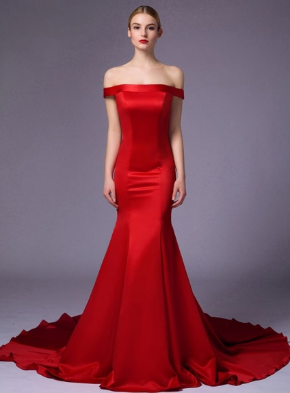 Image robe de mariee rouge