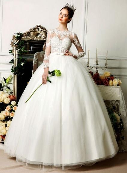 Robe de mariee style princesse
