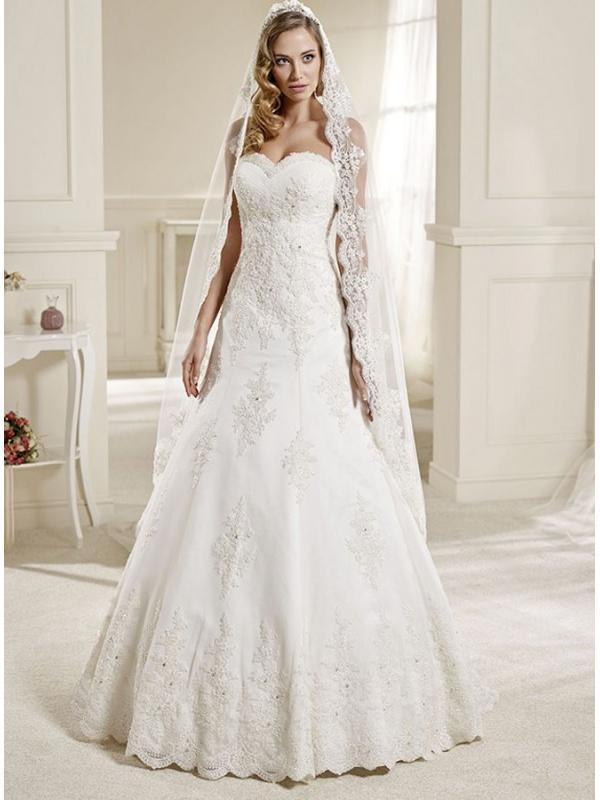 Siti di abiti da sposa economici  Bei vestiti Italia