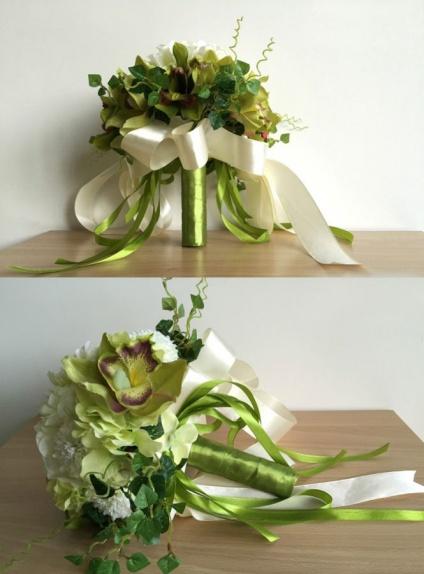 Bouquet Sposa Online.Bouquet Sposa Economico Online Verde