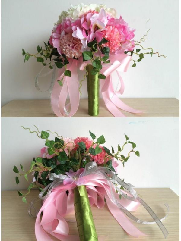 Bouquet Sposa Economico.Bouquet Sposa Economico Online Rosa