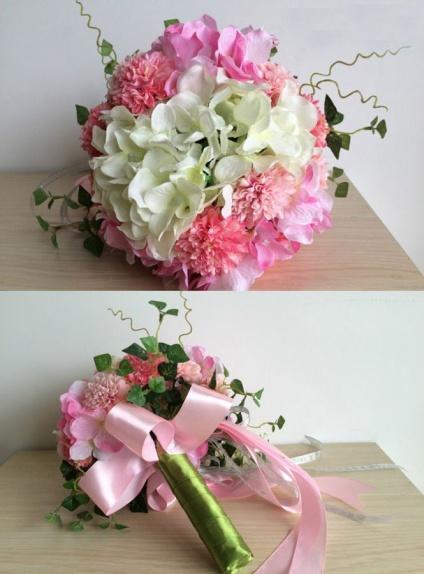 Bouquet Sposa Economici.Bouquet Sposa Economico Online Rosa