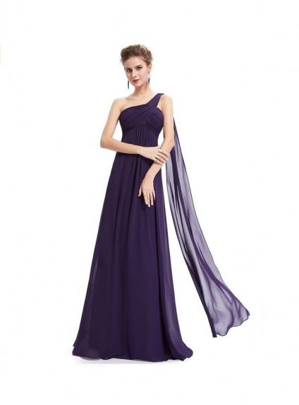 Vestiti cerimonia lunghi viola