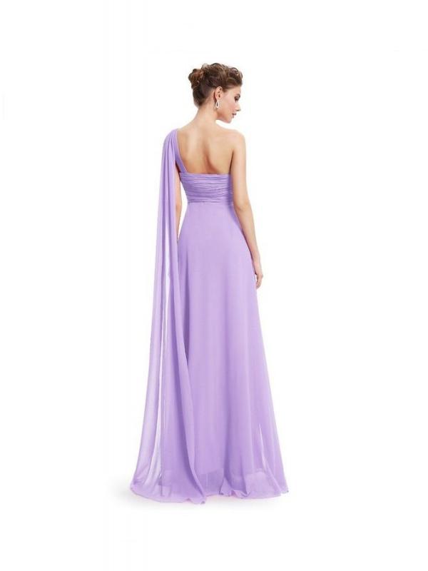 info for 84b74 db6bd Vestito Economico per damigelle color lilla lavanda