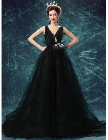 Dark - abito da sposa nero...
