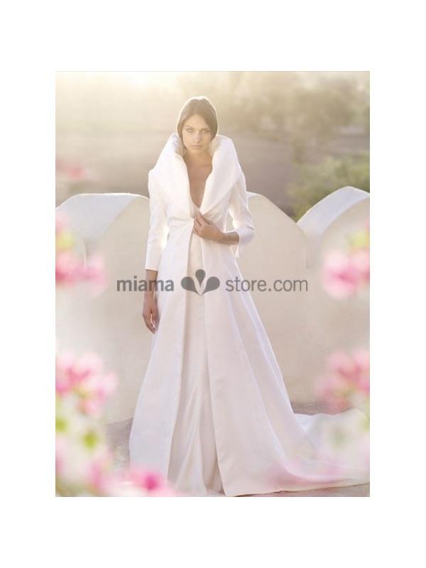 Cappotto sposa