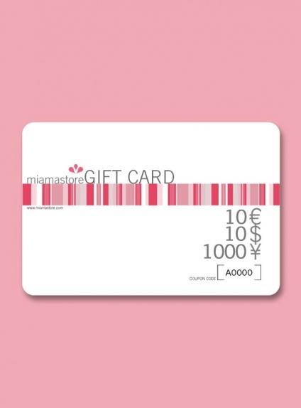 10$ Gift Card