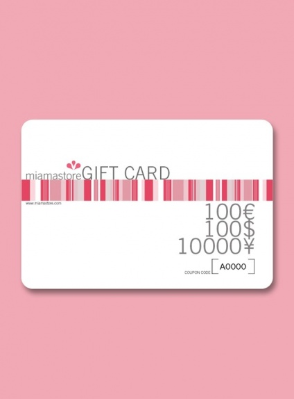 100$ Gift Card