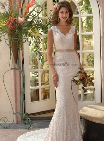 Lace Wedding ribbon