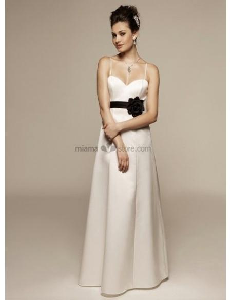 Chiffon Wedding sash