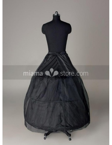 Tulle Taffeta A-Line slip Ball gown slip Full gown slip 1 Tiers Wedding petticoat
