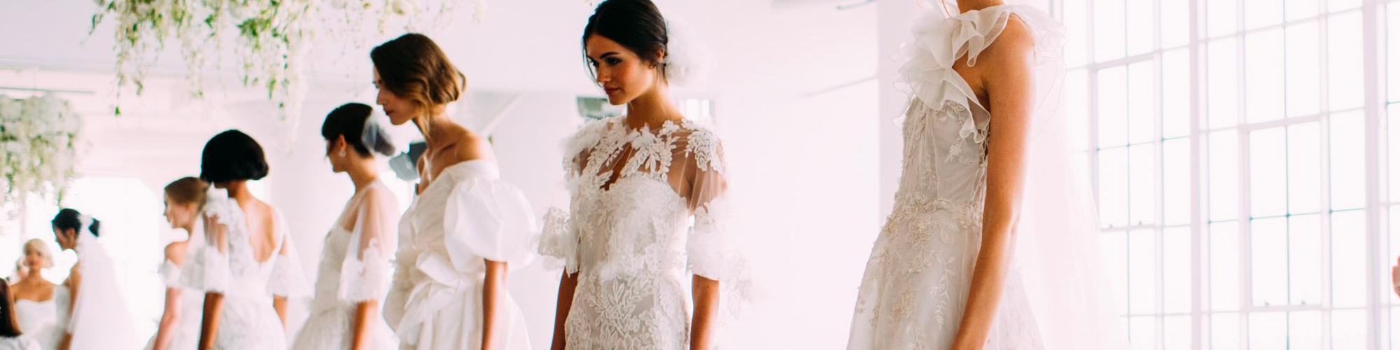 défilé de robes de mariées Miamastore 2019