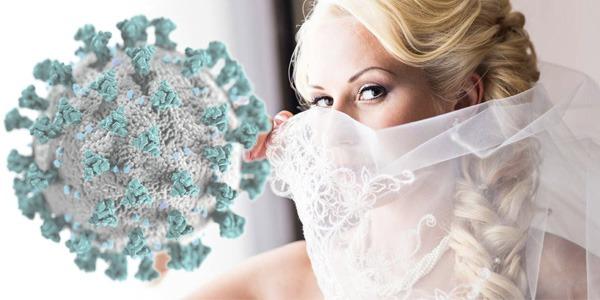 Matrimonio e coronavirus: consigli per le spose che rimanderanno il matrimonio al prossimo autunno.